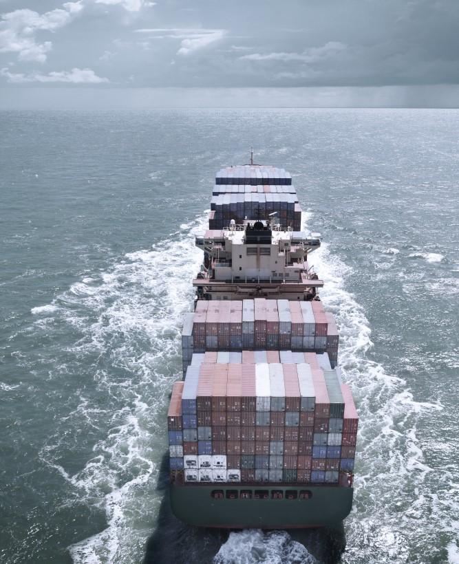 Export COVID schip