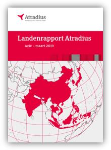 Voorblad Landenrapport Azie 2019