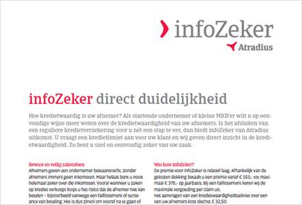 infozeker brochure