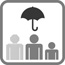 Pensioen parner/wezen icoon