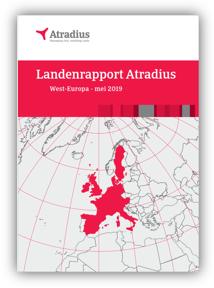 Voorblad Landenrapport West-Europa 2019